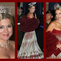 Tiara Time! the Mellerio Ruby Parure