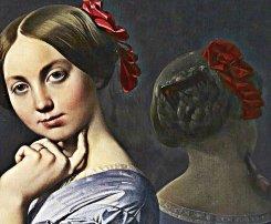 Jean Auguste Dominique Ingres Comtesse d'Haussonville