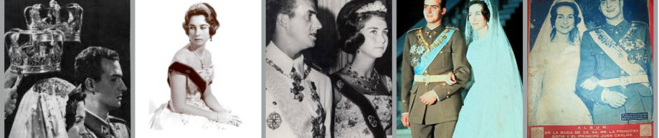king juan carlos and queen sofia's wedding