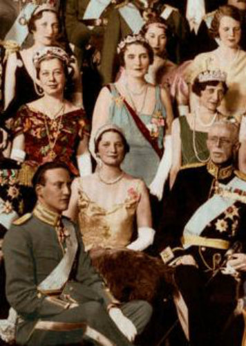 1935 royal wedding