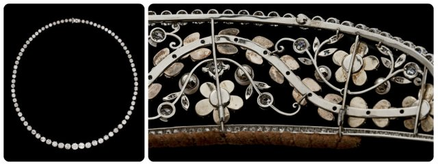 rosenborg kokoshnik detail