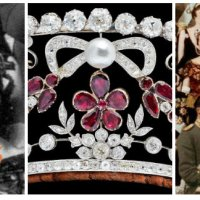 Tiara Time: the Rosenborg Kokoshnik (aka that Kokoshnik Tiara I Was Going to Buy)