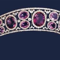 Amethysts Ahoy Theme Week: Queen Mary's Amethyst Parure