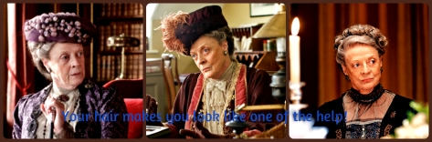the dowager countess disapproves