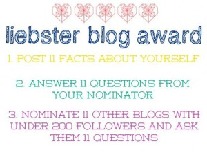 liebster-blog-award rules