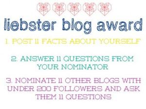 liebster-blog-award rules
