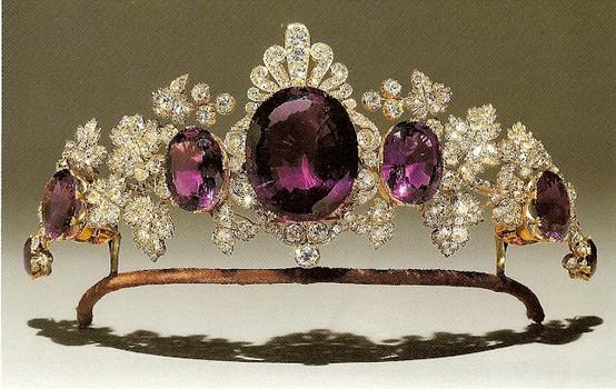 marquess of tavistock tiara