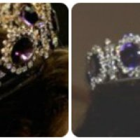 [the best of] Tiara Time: the Napoleonic Amethyst Parure