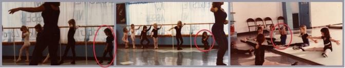 nicole franco age 3 ballet