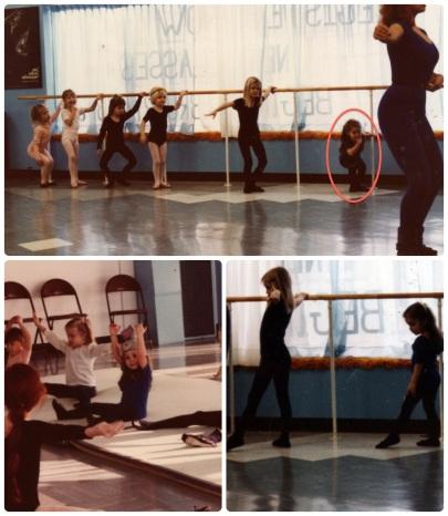 nicole franco ballet age 3