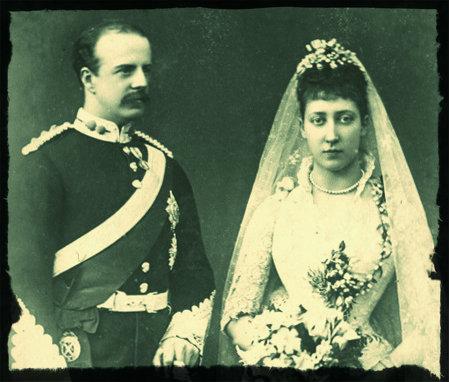 Princess Royal and Duke of Fife Wedding
