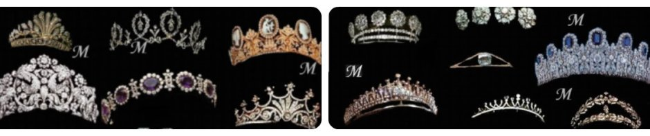 swedish tiara collection