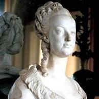 Marie Antoinette bust ...