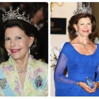 Tiara Time: Queen Sophia's Nine Prong Tiara