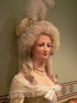 marie antoinette tussauds london
