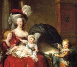Vigee-Lebrun-Marie-Antoinette-&-children