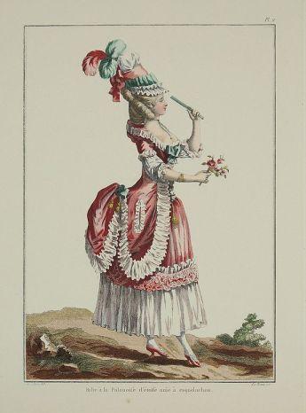 robe à la polonaise