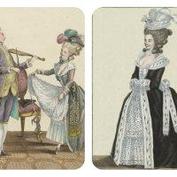 trianon couture: la lévite