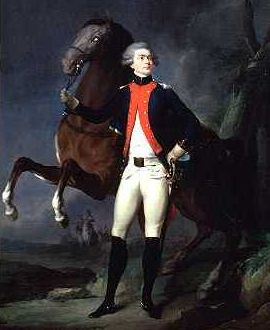 revolutionary war hero marquis de la fayette