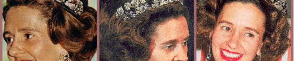 queen fabiola belgium spanish wedding gift tiara