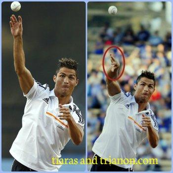 christiano ronaldo bad pitch mechanics