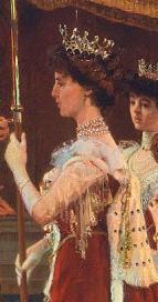1902 Coronation 6th Duchess of Portland