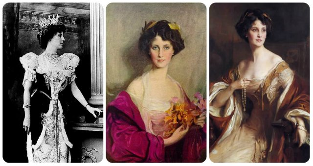 collage winifred duchess of portland