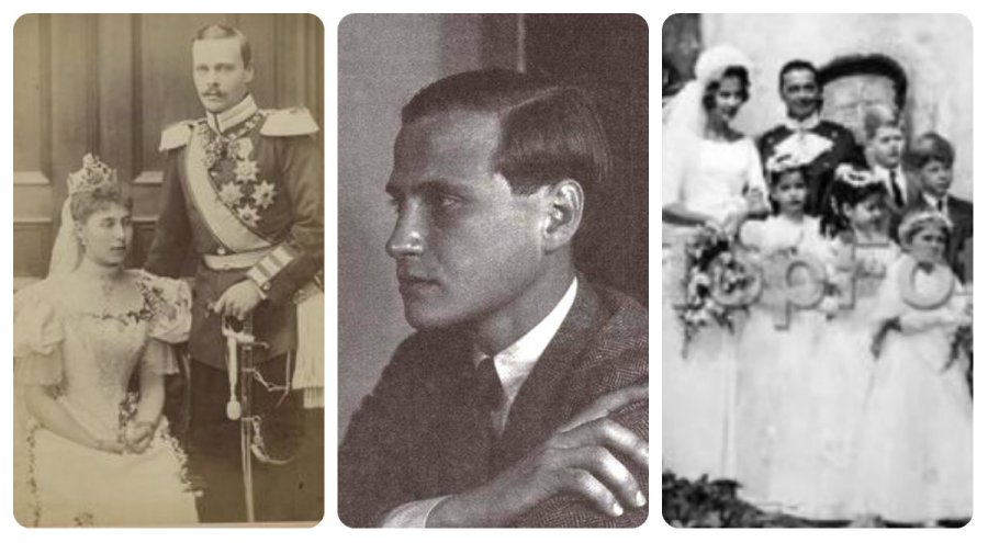 Ernst Ludwig, Ludwig and Dorothea of Hesse