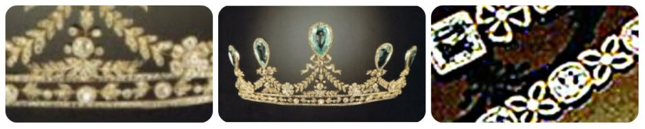 hesse aquamarine parure collage