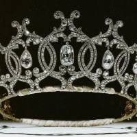 tiara time! the Cartier Portland Tiara