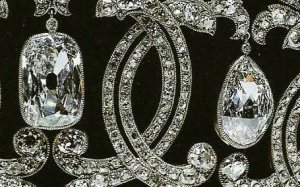 Portland Tiara (1902) by Cartier for Winifred, Duchess of Portland