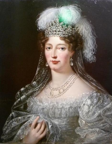 duchesse d'angouleme 1820
