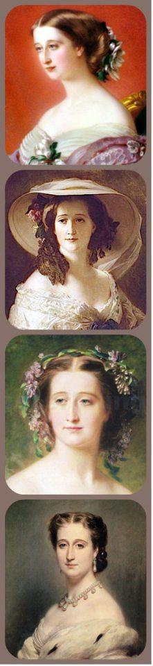 Eugénie de Montijo, last Empress Consort of France