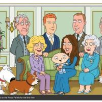 Windsors Aren't Seth MacFarlane's First Royal Send-up