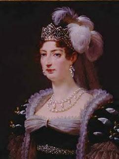 Duchess of Angouleme, 1817