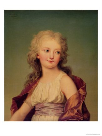 marie therese madame royale, 1786