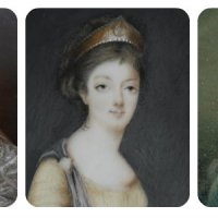 Trivia Toinette #14: Marie Thérèse had 5 Different Titles in her Life.