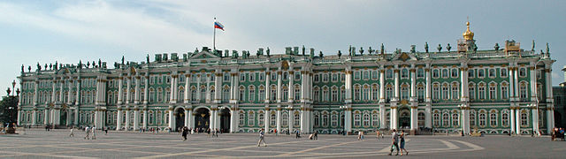 Winter Palace Facade