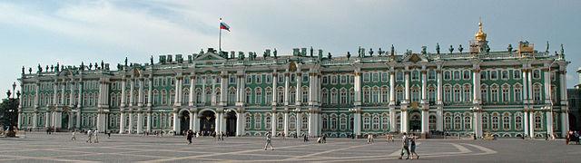 Winter Palace Facade