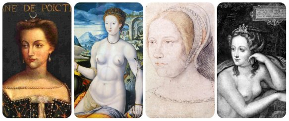 diane de poitiers collage