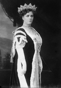 consuelo (then) dowager duchess of manchester