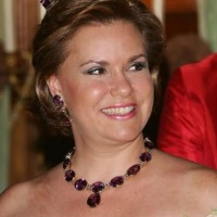 tiara time: the amethyst bandeau of luxembourg