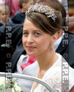 hohenlohe langenburg floral amethyst tiara