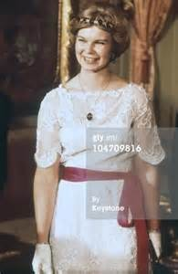 princess marie-astrid in the amethyst and pearl bandeau tiara of luxembourg