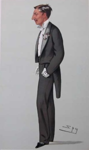 Viscount Mandeville Vanity Fair 1882-04-22 8th duke of manchester