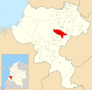 Colombia Cauca Popayan
