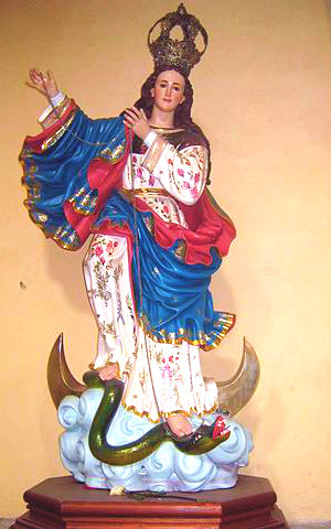 nuestra señora de la inmaculada concepción Popayán