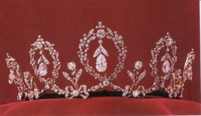 diamond connaught tiara