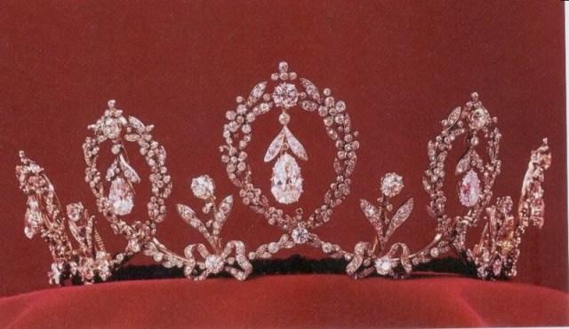diamond connaught tiara