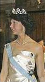 princess desiree in connaught tiara